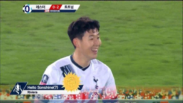 15-16 잉글랜드 FA컵 7회: 레스터 시티 vs 토트넘 3분 하이라이트 -SBS Sports